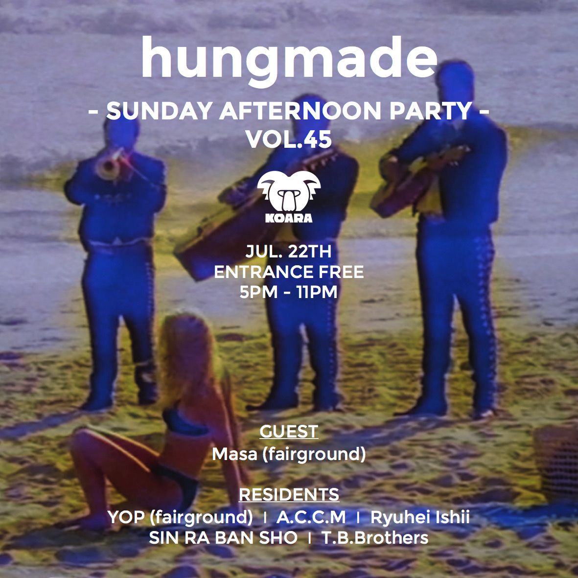 hungmade Vol.45