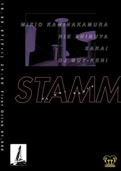 STAMM