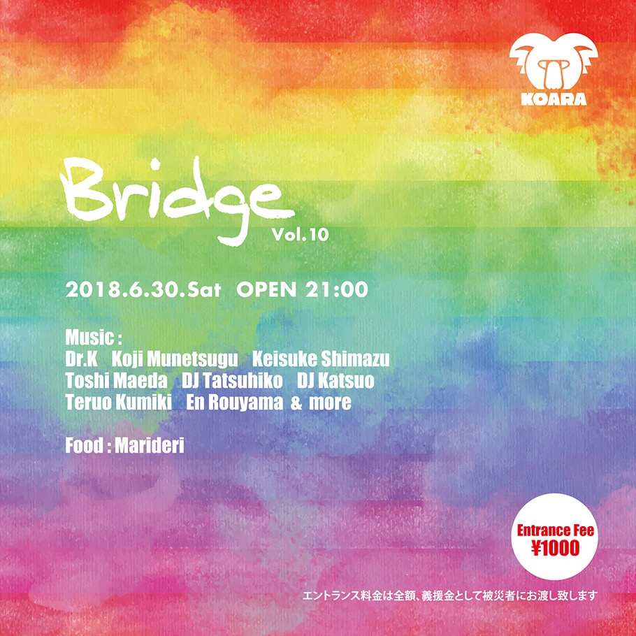 BRIDGE vol.10
