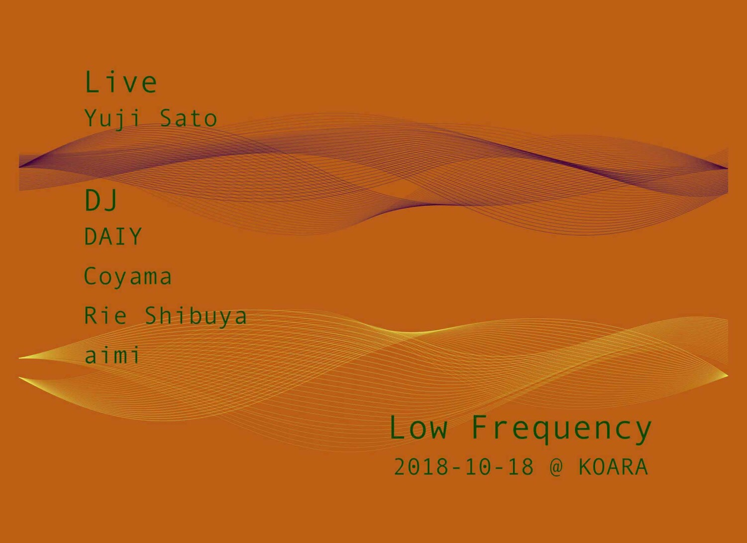 Low Frequency