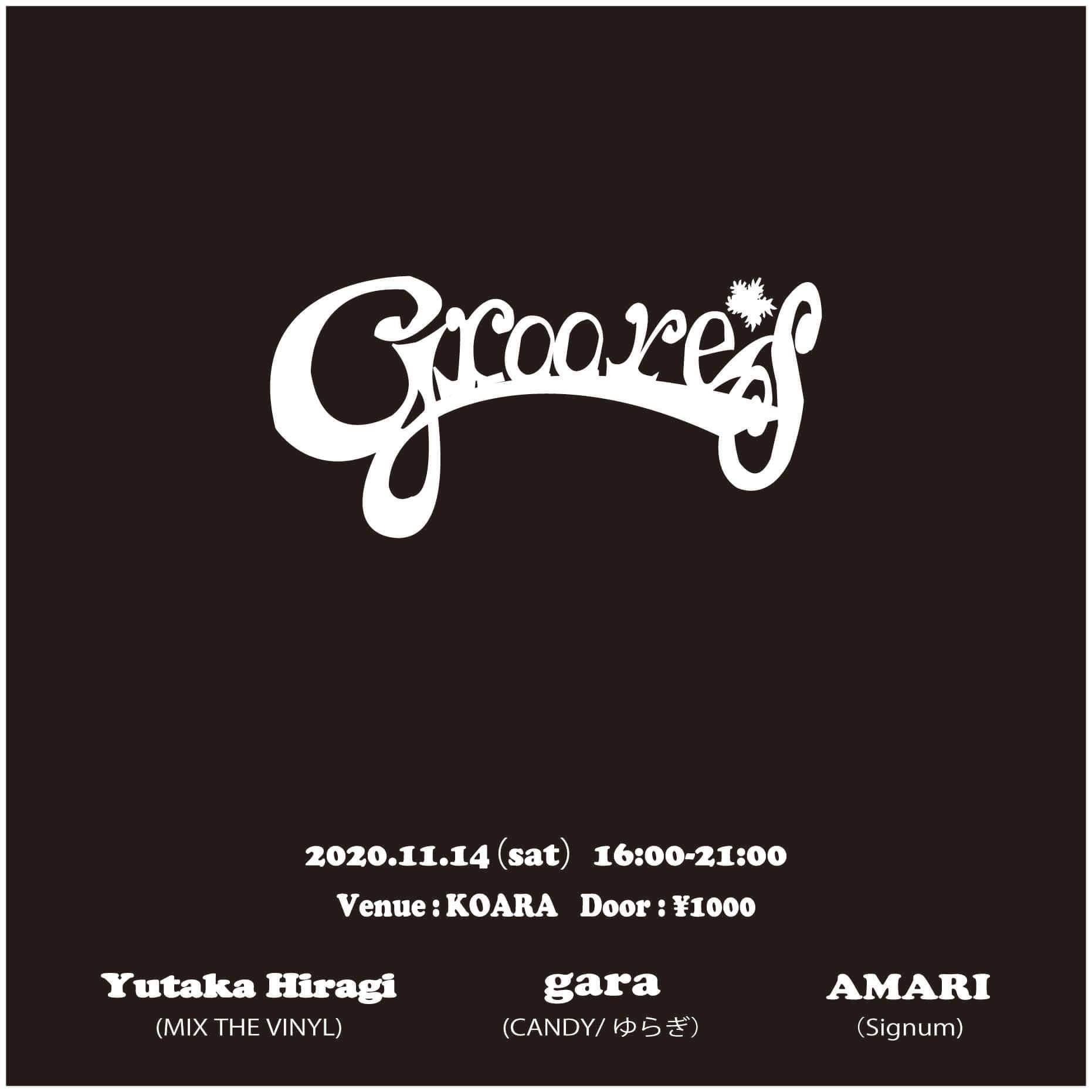 GROOVE's